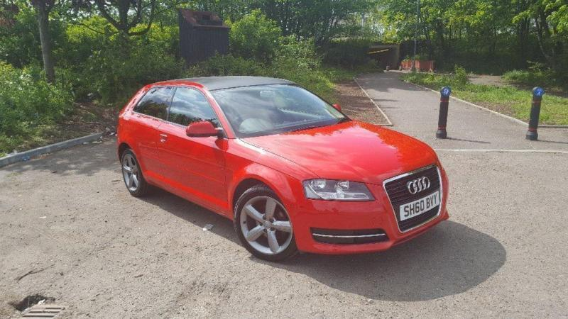 2010 audi a3 1 6 technik 3dr in southside glasgow gumtree. Black Bedroom Furniture Sets. Home Design Ideas