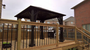 Install All Brands Gazebo`s, And Sheds