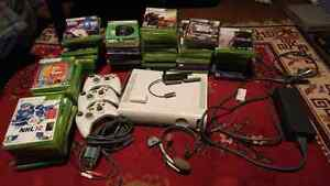 Xbox 360 bundle 80 games included