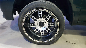 "22"" ( XD SERIES ) RIMS & Tires PRICE REDUCED!!!"