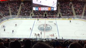 Edmonton Oilers Tickets - Below Face Value