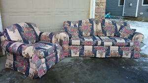 Matching Couch and Chair - Can Deliver