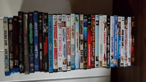 DVDS AND BLUERAYS