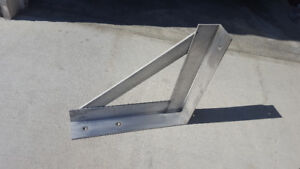 Extra  Havey Duty Angle Aluminum Support Bracket