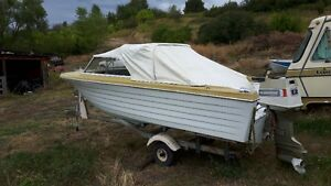 Fishing/Ski Boat Reconditioned
