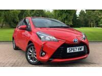2017 Toyota Yaris Icon 1.5 Hybrid CVT Auto 5dr Hatchback Petrol/Electric Hybrid