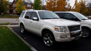 2010 FORD EXPLORER LIMITED AWD Mint Condition