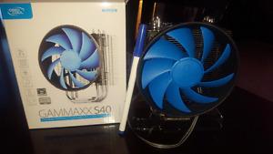 Dissipateur thermique de processeur AMD et Intel