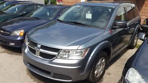 2010 Dodge Journey SUV, Crossover safety included
