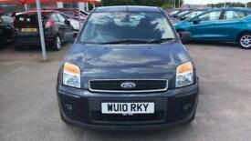 2010 Ford Fusion 1.6 Zetec (Climate) Automatic Petrol Hatchback