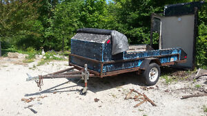 Creative  TRAILER EXCELLENT CLEAN CONDITION For Sale In Kingston Ontario