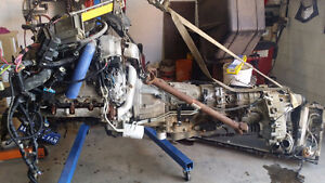 6.6 DURAMAX ENGINE COMPLETE WITH COMPUTER AND HARNESS