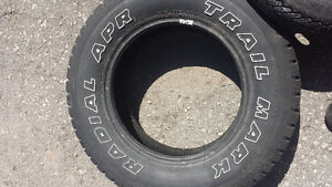 15 inch dummy Tire 16 inch tire