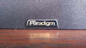 PARADIGM CC170 CENTER CHANNEL