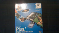 Sealed Microsoft Plus Media Edition  paid  29.99         $10.00