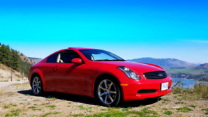 Mint Infiniti G35 coupe (99000kms) 1 Owner