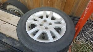 4x100 Honda Rims $100 for all 4