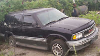 1996 GMC Jimmy Other