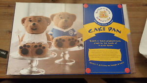 3D teddy Bear cake pan