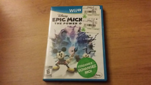 Disney Epic Mickey 2 The Power Of Two for Wii U