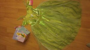 Kids Tinkerbell Costume - Size 8-10