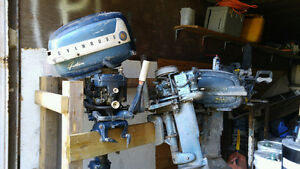 3 18 hp evinrude outboards