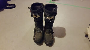 Child MX / ATV Fox Boots