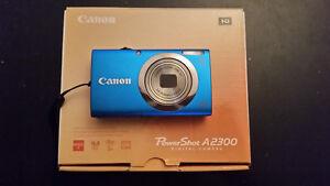 Mint condition Canon PowerShot for sale