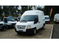 2012 FORD TRANSIT 2.2 TDCI [155] MWB High Roof Van AIR CON