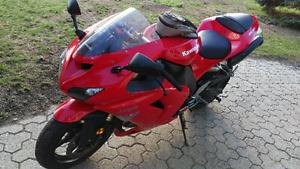 2007 Kawasaki ZX10R Ninja