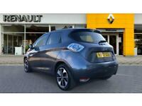2017 Renault Zoe 65kW i Dynamique Nav Quick Charge 41kWh 5dr Auto Electric Hatch