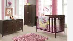 Chambre de bébé magnifique