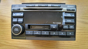 Cassette Cd Stereo Buy Or Sell Used New Car Gps In. Nissan Maxima Bose 6 Cd Cassette Stereo Pn2432d. Toyota. Toyota 86120 2b680 Wiring Diagram At Scoala.co