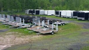 HUGE SALE  ON IN STOCK TRAILERS  EVERYTHING MUST GO