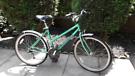 Ladies Raleigh spirit bike