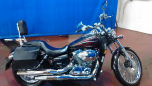 2009 Honda Shadow Spirit 750CC-Fall Special!!!! With Extra's!!