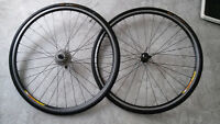 Mavic Wheelset/Shimano 105 / Specialized Hubs /Continental Tires