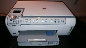 HP C5180 All in One Scanner Printer