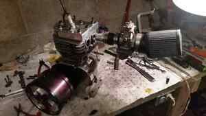Jr dragster motor work...and parts Strathcona County Edmonton Area image 6