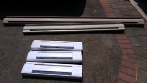 Baseboard Heaters-   Different Sizes