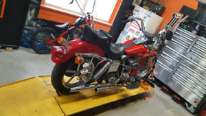 1972 Harley davidson fx