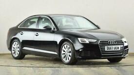 2017 Audi A4 2.0 TDI Ultra SE 4dr Saloon diesel Manual