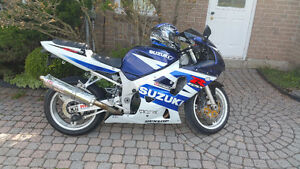 2003 GSXR 600 - Fuel Injected