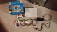 Xbox One (White limited Edition) Just like new