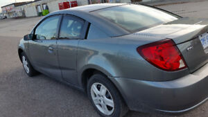 2007 Saturn ION 2, Quad Coupe with manual Transmission $1250 OBO