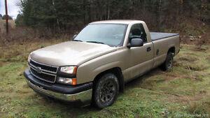 2006 Chevrolet Silverado Pickup Truck - Good Value