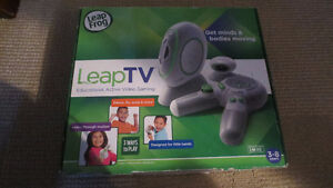 LeapTV Leap Frog Educational Active Video Gaming