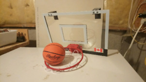Mini Basketball net and ball