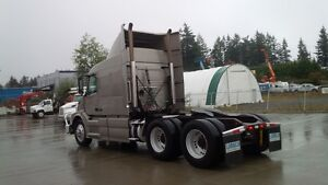2009 Volvo VNL630 Campbell River Comox Valley Area image 5