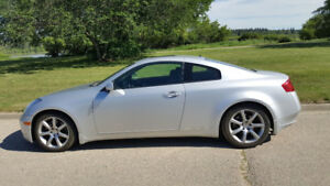 Infiniti G35 Coupe 2006 - Low Kilometers, Excellent condition!